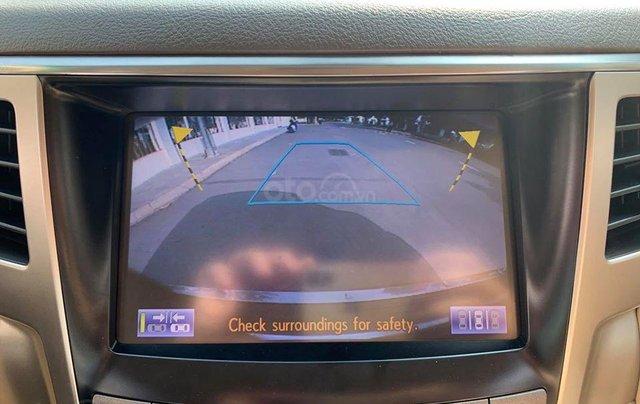 Cần bán xe Lexus LX LX570 sản xuất 2012, màu đen, nhập khẩu14