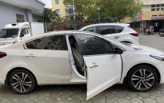 Bán xe Kia Cerato sản xuất 20175