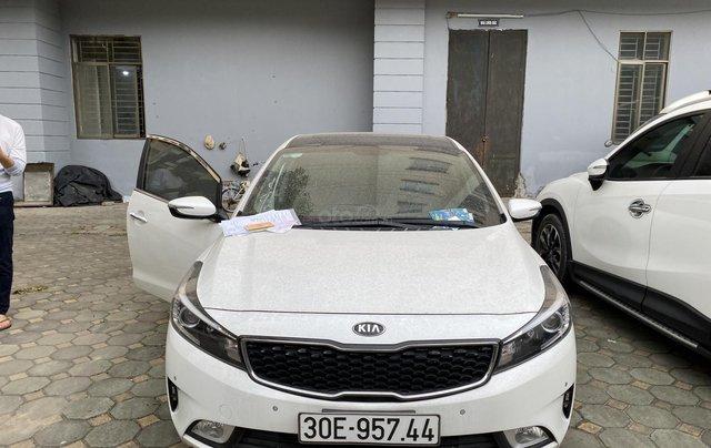Bán xe Kia Cerato sản xuất 20170