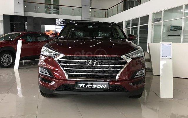 Hyundai Hà Đông - Hỗ trợ vay ngân hàng trả góp lãi suất thấp chiếc xe Hyundai Tucson 2.0 tiêu chuẩn 20190