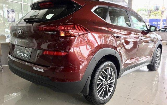 Hyundai Hà Đông - Hỗ trợ vay ngân hàng trả góp lãi suất thấp chiếc xe Hyundai Tucson 2.0 tiêu chuẩn 20193