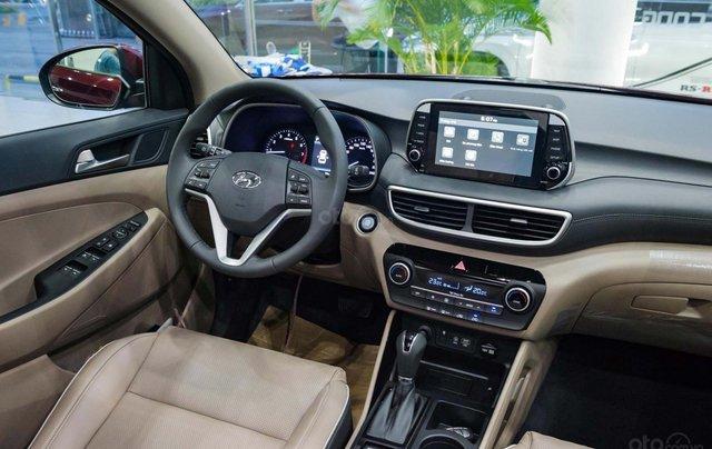 Hyundai Hà Đông - Hỗ trợ vay ngân hàng trả góp lãi suất thấp chiếc xe Hyundai Tucson 2.0 tiêu chuẩn 20194