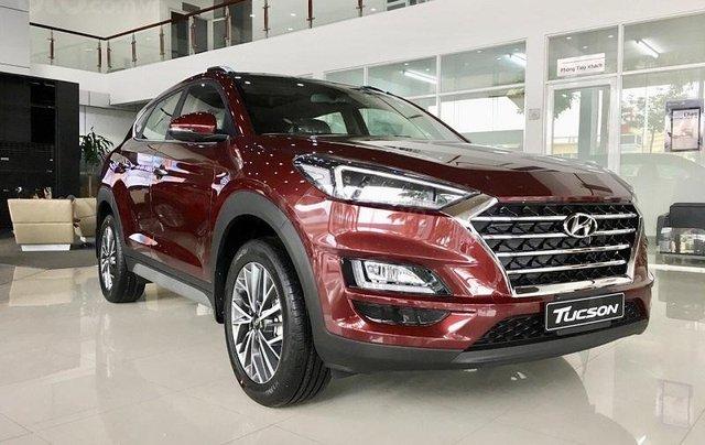 Hyundai Hà Đông - Hỗ trợ vay ngân hàng trả góp lãi suất thấp chiếc xe Hyundai Tucson 2.0 tiêu chuẩn 20191