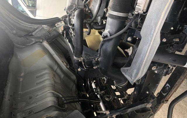 Xe Nhật Isuzu NQR 5.2 tấn, thùng bạt 6.2m, sx năm 20146