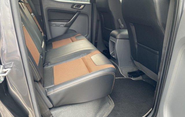 Bán Ford Ranger đời 2018, màu xám, xe nhập Thái Lan5