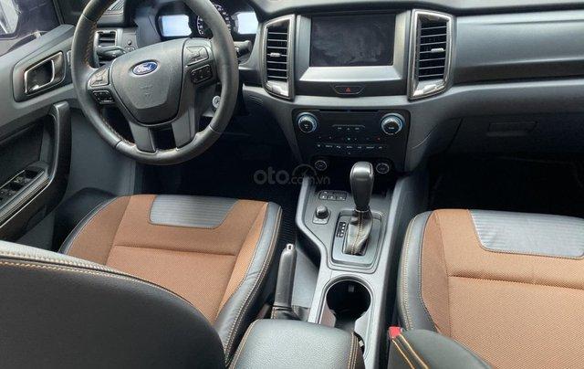 Bán Ford Ranger đời 2018, màu xám, xe nhập Thái Lan4