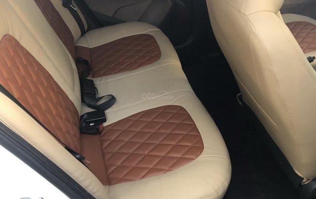 Cần bán lại xe Hyundai Grand i10 đăng ký 2016, màu trắng nhập khẩu nguyên chiếc giá 315 triệu đồng - Liên hệ 09646356864