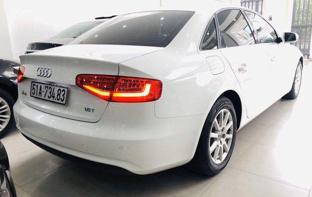 Bán Audi A4 sản xuất 2013 xe đẹp đi đúng 24000km hàng hiếm xe ít sử dụng bao checks hãng1