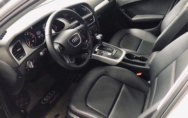 Bán Audi A4 sản xuất 2013 xe đẹp đi đúng 24000km hàng hiếm xe ít sử dụng bao checks hãng4