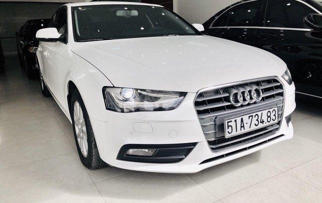 Bán Audi A4 sản xuất 2013 xe đẹp đi đúng 24000km hàng hiếm xe ít sử dụng bao checks hãng5