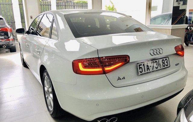 Bán Audi A4 sản xuất 2013 xe đẹp đi đúng 24000km hàng hiếm xe ít sử dụng bao checks hãng7