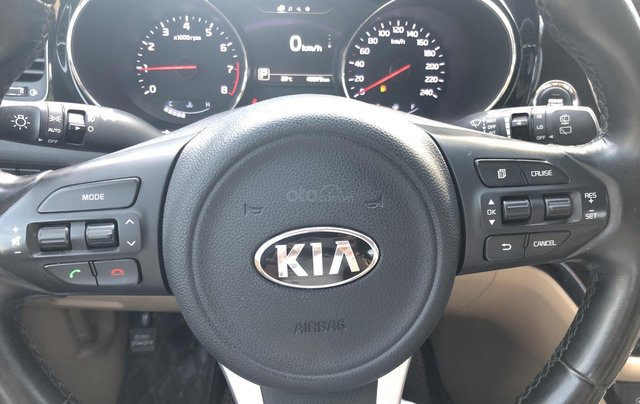 Cần bán xe Kia Sedona 3.3 GATH đời 2015, màu nâu5