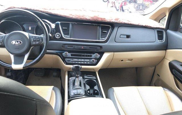 Cần bán xe Kia Sedona 3.3 GATH đời 2015, màu nâu7