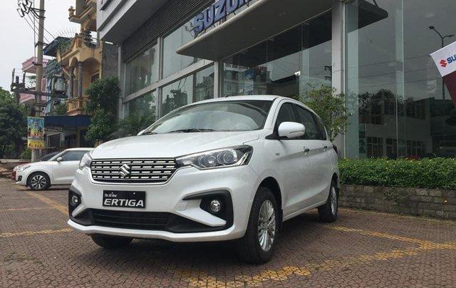 Bán Suzuki Ertiga 1.5MT sản xuất năm 2019, màu trắng, nhập khẩu nguyên chiếc, 499 triệu0