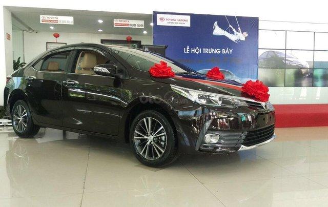 Bán xe Toyota Altis 1.8G 2019 - Giảm tiền mặt siêu lớn - Tặng bảo hiểm - Hỗ Trợ trả góp 0%. Hotlite: 034 3758 6633