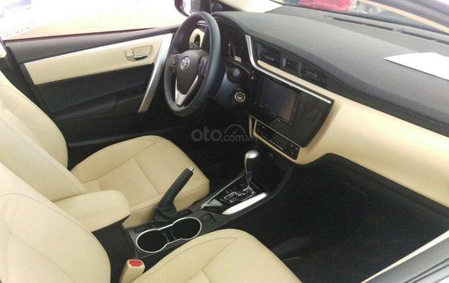 Bán xe Toyota Altis 1.8G 2019 - Giảm tiền mặt siêu lớn - Tặng bảo hiểm - Hỗ Trợ trả góp 0%. Hotlite: 034 3758 6634