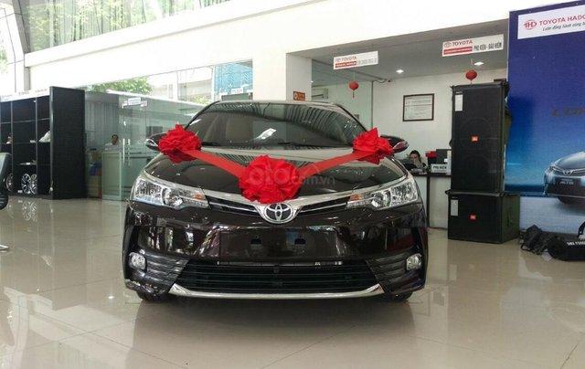 Bán xe Toyota Altis 1.8G 2019 - Giảm tiền mặt siêu lớn - Tặng bảo hiểm - Hỗ Trợ trả góp 0%. Hotlite: 034 3758 6635