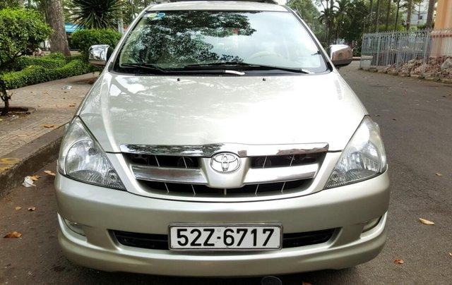 Bán ô tô Toyota Innova G đk T10/2006, liên hệ chính chủ 0913993465 Thanh0