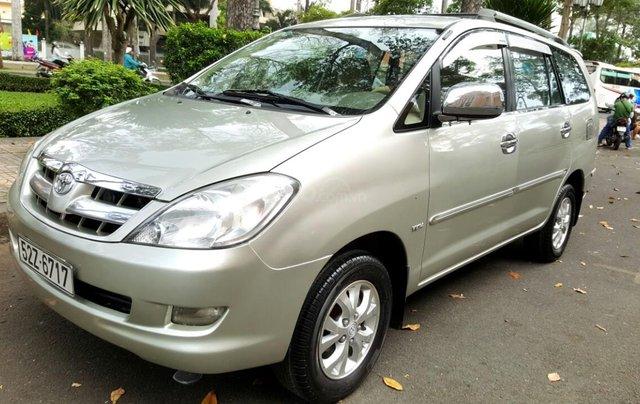 Bán ô tô Toyota Innova G đk T10/2006, liên hệ chính chủ 0913993465 Thanh1