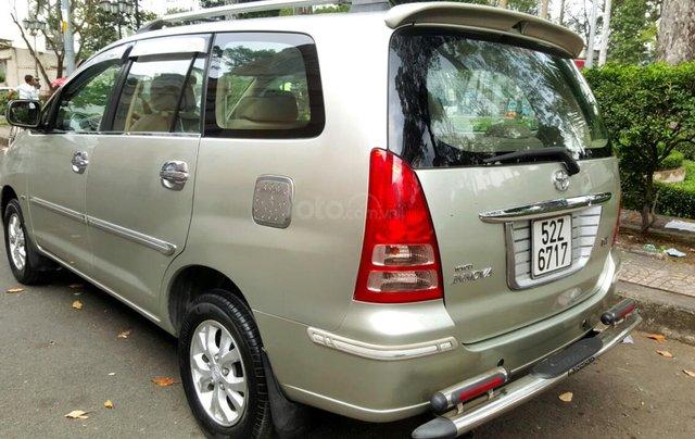 Bán ô tô Toyota Innova G đk T10/2006, liên hệ chính chủ 0913993465 Thanh3