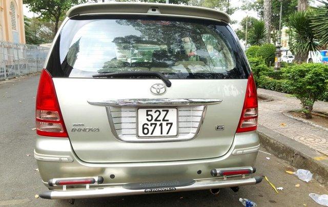 Bán ô tô Toyota Innova G đk T10/2006, liên hệ chính chủ 0913993465 Thanh4