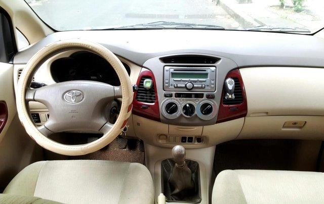 Bán ô tô Toyota Innova G đk T10/2006, liên hệ chính chủ 0913993465 Thanh6