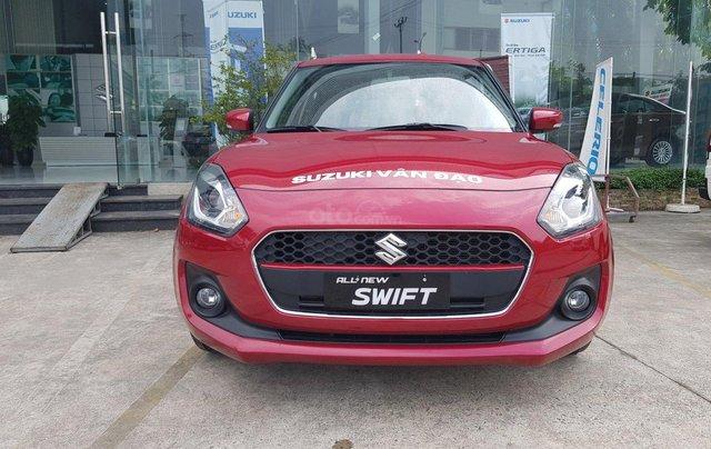 Bán Suzuki Swift GL năm 2019, màu đỏ, xe nhập5