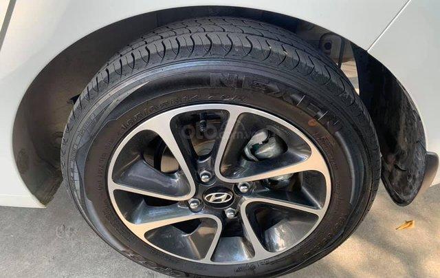 Bán xe Hyundai Grand i10 1.2 sản xuất 2018, màu trắng - Liên hệ 09795361686