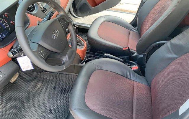 Bán xe Hyundai Grand i10 1.2 sản xuất 2018, màu trắng - Liên hệ 09795361685