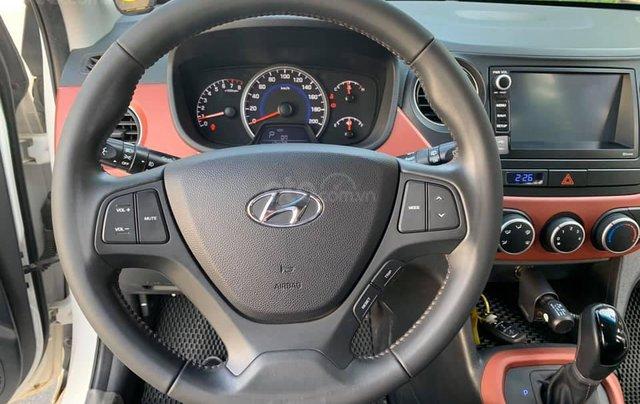 Bán xe Hyundai Grand i10 1.2 sản xuất 2018, màu trắng - Liên hệ 09795361684