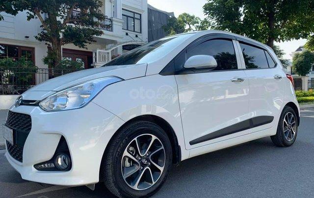 Bán xe Hyundai Grand i10 1.2 sản xuất 2018, màu trắng - Liên hệ 09795361682