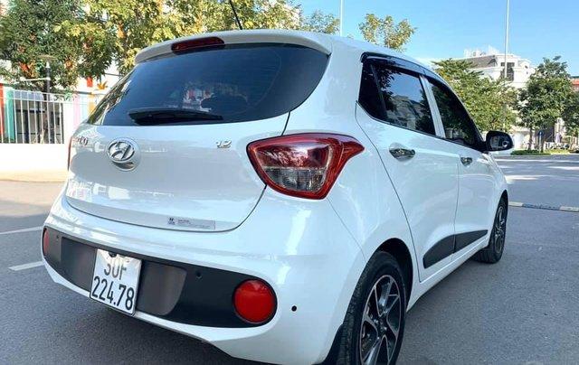 Bán xe Hyundai Grand i10 1.2 sản xuất 2018, màu trắng - Liên hệ 097953616810