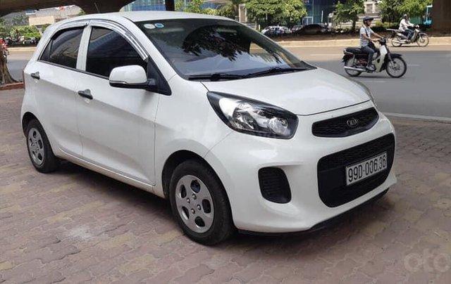 Cần bán Kia Morning sản xuất năm 2015, màu trắng, nhập khẩu nguyên chiếc, 280 triệu - Liên hệ 09795361680