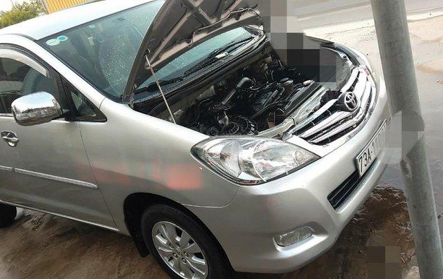 Cần bán Toyota Innova G xịn 2011, màu bạc, xe gia đình ít đi, nhập khẩu nguyên chiếc3