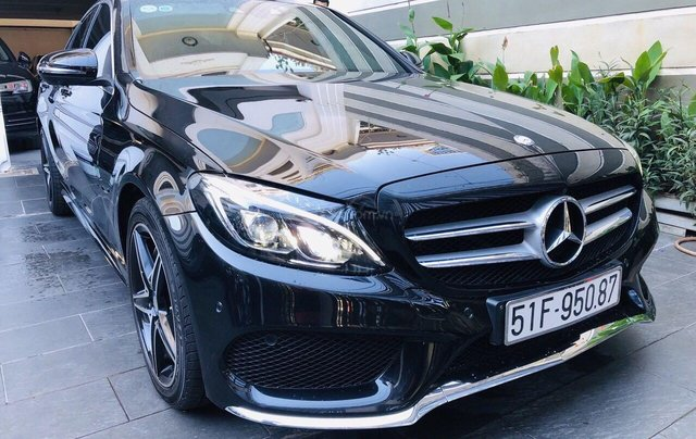 Bán Mercedes C300 AMG 2016 35.000km0