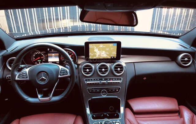 Bán Mercedes C300 AMG 2016 35.000km6