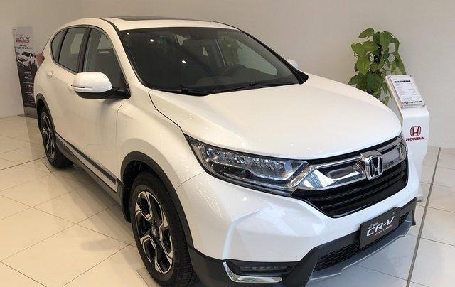 Bán xe Honda CR V 2019 giá siêu hấp dẫn, tặng tiền mặt lên tới 50tr phụ kiện 50tr0