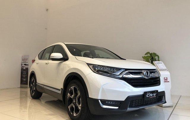 Bán xe Honda CR V 2019 giá siêu hấp dẫn, tặng tiền mặt lên tới 50tr phụ kiện 50tr1