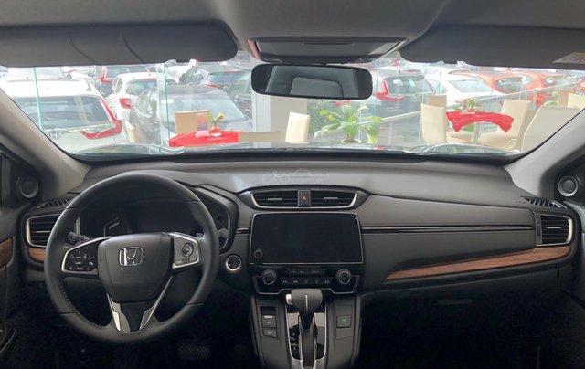 Bán xe Honda CR V 2019 giá siêu hấp dẫn, tặng tiền mặt lên tới 50tr phụ kiện 50tr4