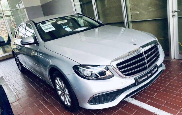 Bán Mercedes E250 sản xuất năm 2019, màu bạc, nhập khẩu như mới2