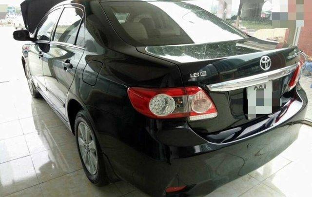Bán Toyota Corolla Altis Altis 1.8AT sản xuất 2011, màu đen, chính chủ4