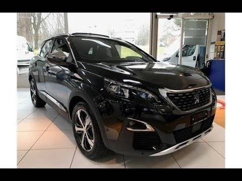 Cần bán gấp xe cũ Peugeot 3008 năm 2018, màu đen3