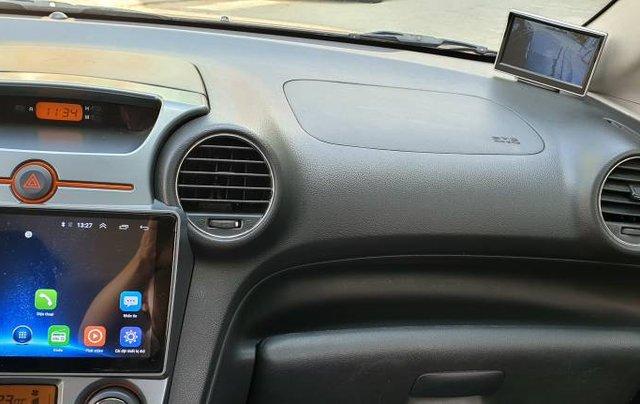 Bán Kia Carens SX 2.0 AT năm 2011, màu đen còn mới, giá tốt3