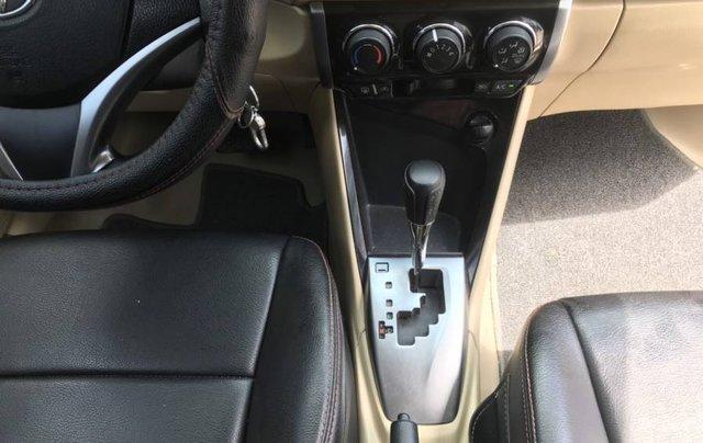 Cần bán Toyota Vios 1.5E CVT sản xuất năm 2016, màu trắng, số tự động8