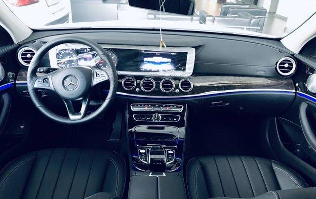 Bán Mercedes E250 sản xuất năm 2019, màu trắng, nhập khẩu 7