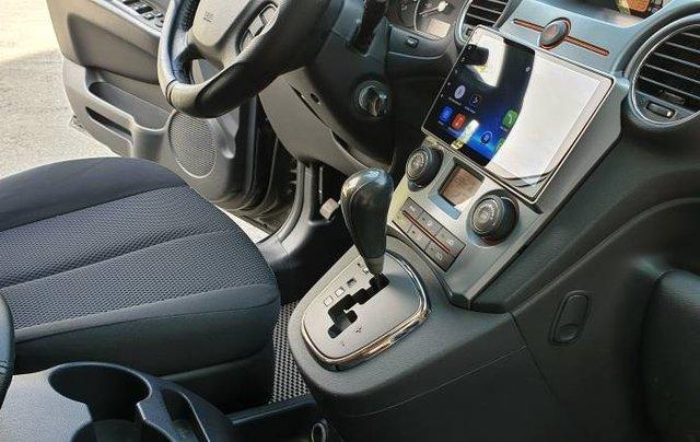 Bán Kia Carens SX 2.0 AT năm 2011, màu đen còn mới, giá tốt1