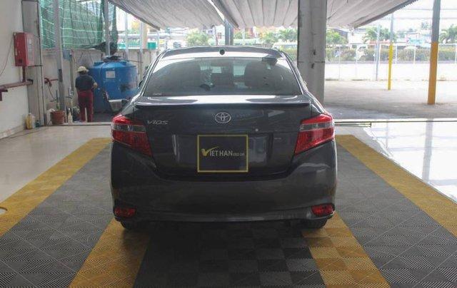 Bán xe Toyota Vios sản xuất năm 2017, màu xám, giá cạnh tranh3