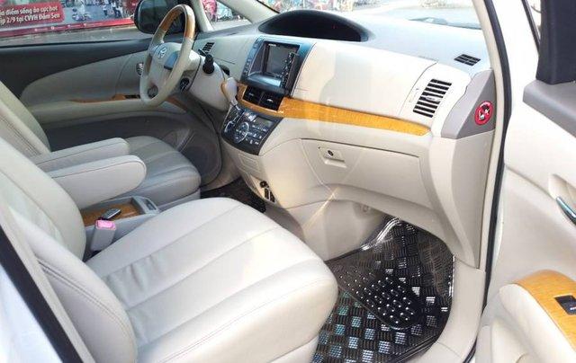 Bán Toyota Previa model 2010, xe gia đình ít sử dụng10