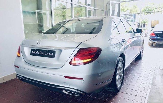 Bán Mercedes E250 sản xuất năm 2019, màu bạc, nhập khẩu như mới5