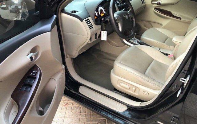 Bán Toyota Corolla Altis Altis 1.8AT sản xuất 2011, màu đen, chính chủ2